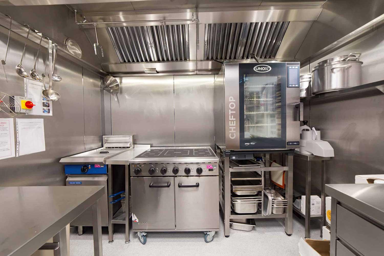 چیدمان آشپزخانه ارگونومیک