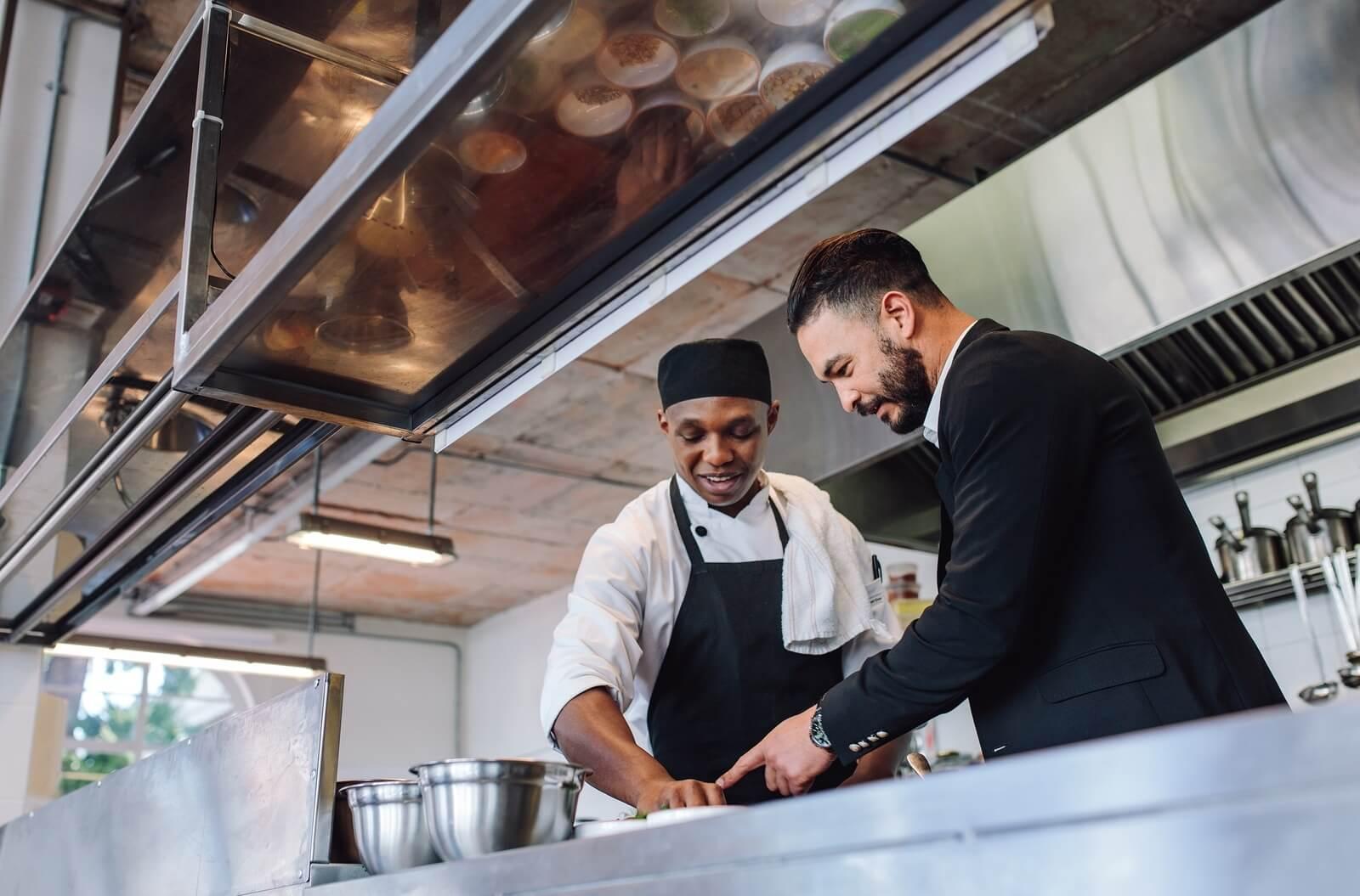 مشاوره و راه اندازی رستوران